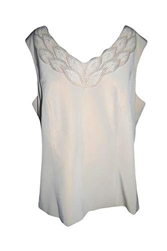 Uni Size Top KAOS cod TWENTY EASY TOP031 Donna Beige S8nfq