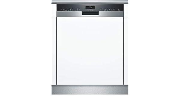 Siemens SN558S02ME lavavajilla Semi-incorporado 14 cubiertos ...