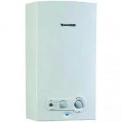 Junkers minimaxx - Calentador agua modulante wr14-2b 14l/m gas butano clase de