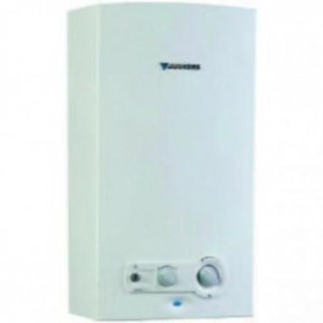 Junkers minimaxx - Calentador agua modulante wr14-2b 14l/m gas butano clase de eficiencia energetic: Amazon.es: Bricolaje y herramientas