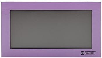 Z Palette - Estuche vacio para maquillaje con imanes - Tamaño grande, Color lavanda: Amazon.es: Belleza