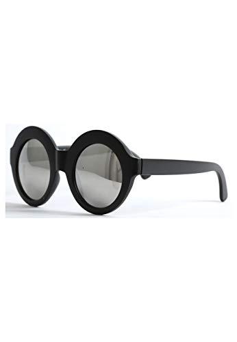 Magic Lunettes Noir rondes SY16043 de vintage soleil Custom RprWRw8q