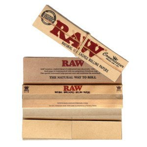 Amazon.com: 6 Raw Connoisseur King Size Rolling Papers w/Tips ...