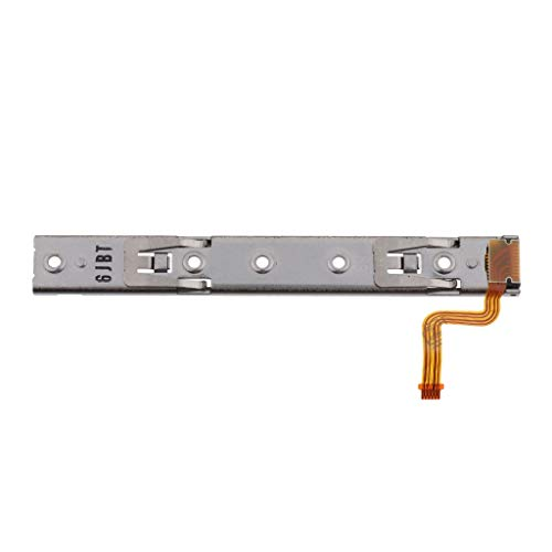 Cable Flex Sliding - Prettyia External Button Right Slide Slider Sliding Rail with Flex Cable for Nintendo Switch Game Console NS Replacement / Repair / Spare Parts