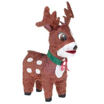 Amscan Reindeer Shaped Party -