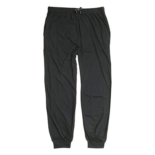 By Pyjama Grandes Pantalon Noir De 10xl Adamo Tailles Jusqu'au UIqHp