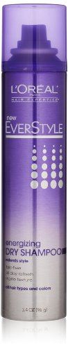 Price comparison product image L'Oreal Paris EverStyle Texture Series Energizing Dry Shampoo, 3.4 oz.