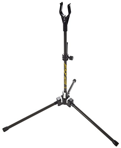 New Cartel Archery EZY Bowstand for Recurve Bows (black)