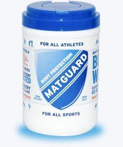 Matguard ® Extra Large Antiseptic Body Wipe 65ct Canister by Matguard USA