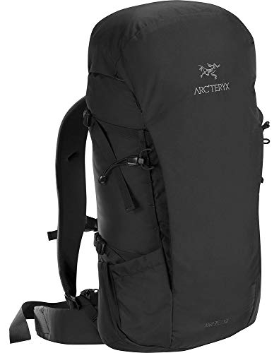 Tall Backpack Arcteryx (Arc'teryx Brize 32 Backpack (Black, Regular))