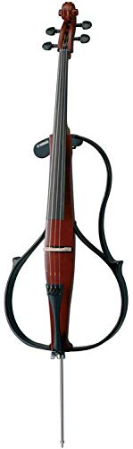 (Yamaha Silent Series SVC-110SK Electric Cello - Brown)