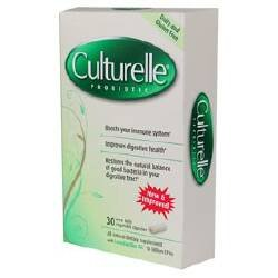 Culturelle - Probiotic Dietary Supplement - 30 per Bottle - Capsule - 30/Pack-McK Culturelle Probiotic Dietary Supplement Capsules