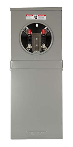 Siemens TL1F77NT Talon Temporary Power Outlet Panel with ...