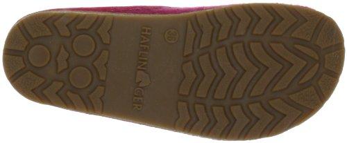Haflinger Torben 713001, Pantuflas de casa Unisex Rosa (fuchsia 234)