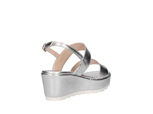 Sandalo Silver 283 Donne Martina Mbss18 sl 283 Women Martina sl Mbss18 B Argento Sandal B wHqqP1x
