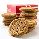 Exceptional comfort food, this chewy molasses cookie helped put us on the culinary map and also in the hearts of cookie monsters. It was the first of our many Food Industry Oscars. 16 generous and homey molasses clove cookies are scratch-bake...