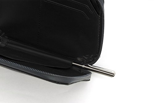 Bellroy Leather Elements Travel Black by Bellroy (Image #4)