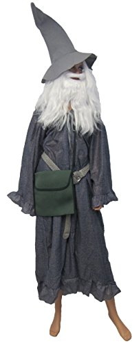 Deluxe Gandalf the Grey Adult Costume - (Gandalf The Grey Costume)