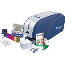Baumgartens 38000 SICURIX Single Sided Dye Sublimation/Thermal Transfer Printer Color Desktop Card Print