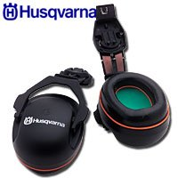 Husqvarna Replacement Hearing Protectors for forestry Helmet System 505665325 by Husqvarna