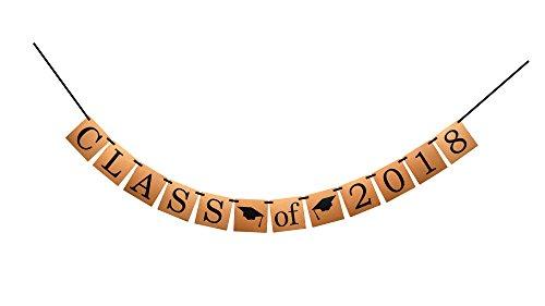 KissDate 3 Meters Graduation Banner Class of 2018