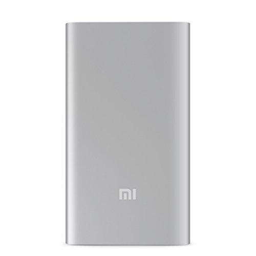 Original XIAOMI 5000mAh Ultra-thin 9.9mm Power Bank For Mobile Phone