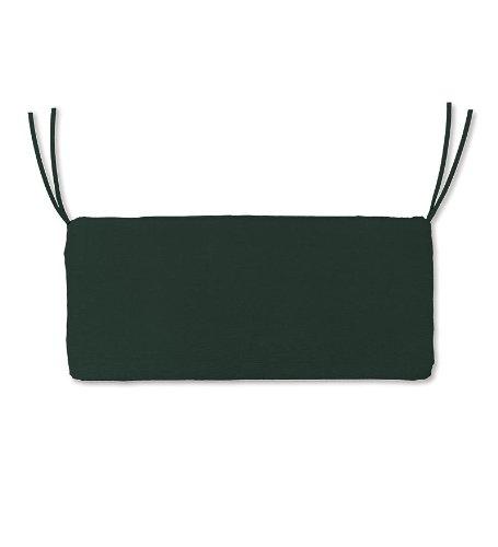 Plow & Hearth Weather-Resistant Outdoor Classic Swing/Ben...