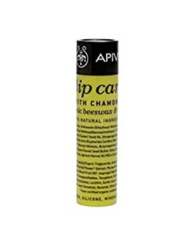 Apivita Lip care with Chamomile SPF15 with beeswax & olive oil (Package Of 6)