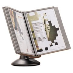 Sherpa Motion Desk System, 10 Panels By: Durable