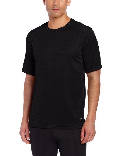 (Terramar Men's Helix Short Sleeve Tee (X-Large,)