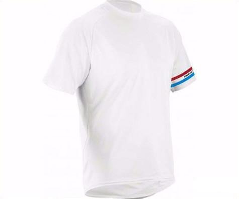 Cannondale Men's Trail Jersey, White, Large