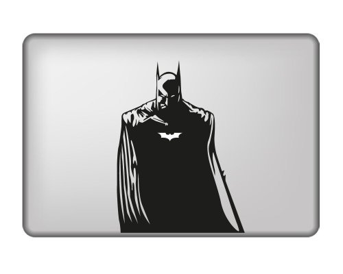 BATMAN 1 Macbook 13 15 inch decal sticker Aufkleber / sticker for Apple Laptop