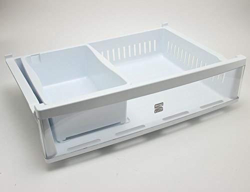 Lg AJP72909810 Refrigerator Freezer Drawer Assembly, Upper Genuine Original Equipment Manufacturer (OEM) Part ()