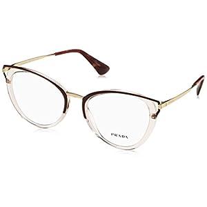 Prada Women's PR 53UV Eyeglasses 50mm
