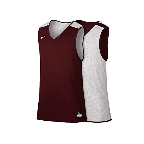 Nike Team Elite Reversible Tank Top Cardinal/White Size 3XL