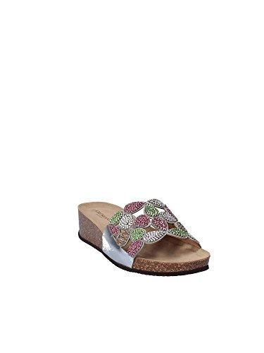 Sandalo Grunland Cb1601 Ciabatta Anin Multi Ecopelle qxwPgZpx