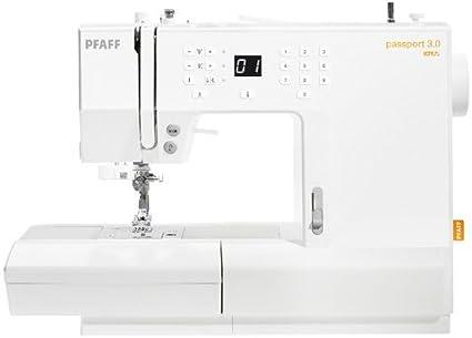 PFAFF Passport 3.0 - Máquina de coser: Amazon.es: Hogar