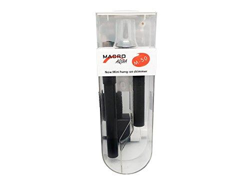 Macro Aqua M-50 Mini Hang-on External Protein Skimmer, 60 gallon by Macro Aqua