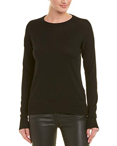 Zadig & Voltaire Womens Cici M Wool Sweater, L, Black, used for sale  Delivered anywhere in USA