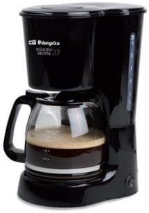 Orbegozo CG4022 - Cafetera (Independiente, Semi-automática, Drip coffee maker, De café molido, Café, Negro): Amazon.es: Hogar