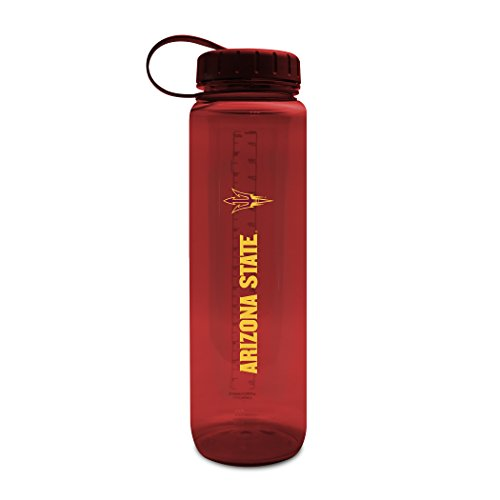 - NCAA Arizona State Sun Devils 36oz Plastic Sport Bottle