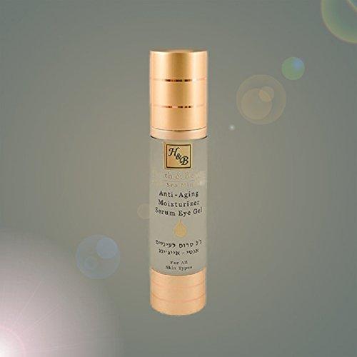 Health & Beauty Dead Sea Anti-Aging Moisturizing serum Eye Gel from Health and Beauty Dead Sea