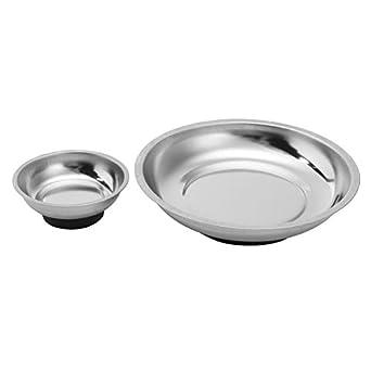 Amazon.com: 3/6 inch magnético de acero piezas de acero ...