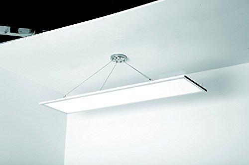 Pannello a led kit attacco cavi per pannelli sospesi: amazon.it