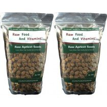 Four Pounds Raw Apricot Seeds (Kernels) two 2lb bags