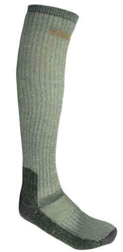 Harkila Hombre Expedition Calcetines Largos Verde M-L Caza ...