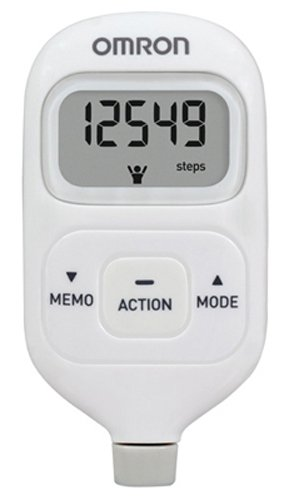 Omron Pedometer Manual - 4