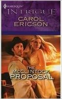 Book The McClintock Proposal (#1231)