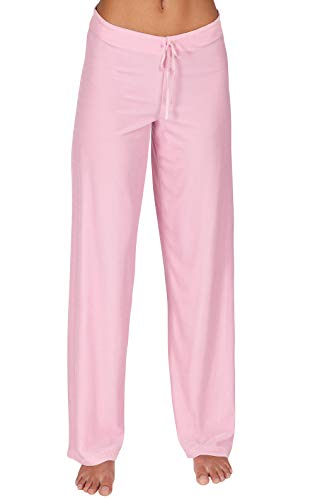- Addison Meadow PJ Bottoms for Women - Velour PJs Women, Pink, X-Small / 2-4