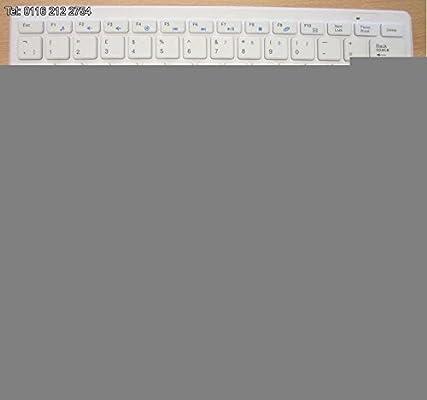Negro Teclado inalámbrico + NUM Pad y ratón para LG 42LA641 V LG42LA641 V Smart TV: Amazon.es: Electrónica